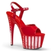 ADORE-709VLRS Red Patent